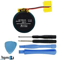 200mAh 361-00047-00 Battery Replacement for Garmin Forerunne
