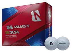 1 Dozen Bridgestone Tour B RXS Golf Balls White Golf Balls F