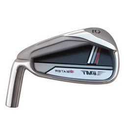 """38"""" Heater BMT SINGLE LENGTH IRONS MENS Golf Clubs 6-SW Stee"""