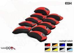 10pcs/set A99 Golf H09 Golf Iron Cover Club Head covers