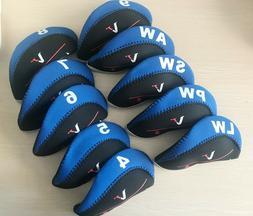 10x golf iron cover headcover fit for nikee vapor VR_S vapor