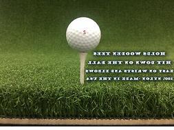 "12"" x 24"" Golf Chipping Driving Range Practice Hitting Mat"