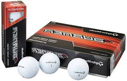 TaylorMade 2017 Burner Golf Balls, White