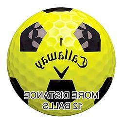 New Callaway Chrome Soft Golf Balls with Truvis Technology -