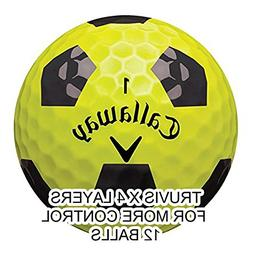 Callaway New 2018 Chrome Soft X Golf Balls - Made in the USA