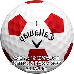 Callaway New 2017 Chrome Soft Golf Balls - Made in the USA