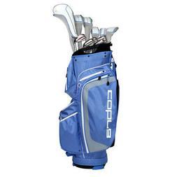 Cobra XL Complete Set Blue-White