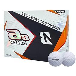 Bridgestone 2017 E6 Speed Golf Balls - Dozen White