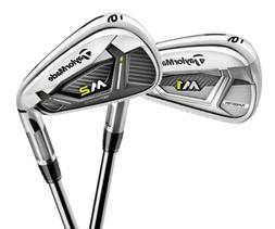 TaylorMade 2017 M1 and M2 Combo Iron Set