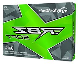 TaylorMade RBZ Soft Golf Balls, White
