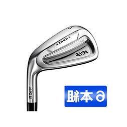 2018 PRGR GOLF JAPAN 18RS FORGED IRON SET #5-9,P STEEL SHAFT