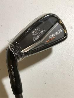 Cobra 2018 King Utility Iron Black 2i3i Mens Right Hand Grap