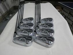 TaylorMade 2018 M CGB Iron Set - 4-PW, AW - NS Pro 840 Regul