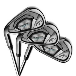 Callaway Golf 2018 Men's Rogue Irons Set 4-PW, AW, Rt Hand,