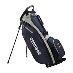 Wilson 2018 NFL Carry Golf Bag, Dallas Cowboys
