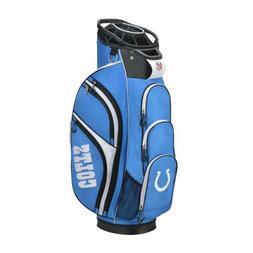 Wilson 2018 NFL Golf Cart Bag, Indianapolis Colts
