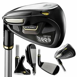 2018 PRGR Super Egg Iron Set NEW