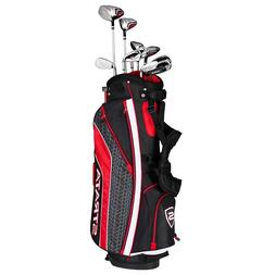 Callaway 2019 Strata Tour Men's 16-Piece Complete Golf Set -