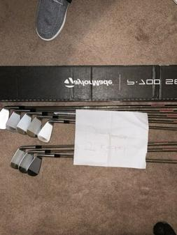 2020 Taylormade P770 4-AW KBS extra Stiff