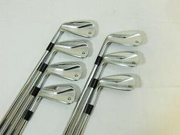 2020 Taylormade P770 iron set 4-PW Project X 6.0 Stiff irons