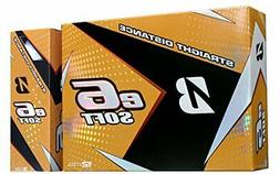 3 Dozen Bridgestone e6 Soft Golf Balls