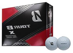 3 Dozen  Bridgestone Tour BX Golf Balls 3 Dozen White Golf B