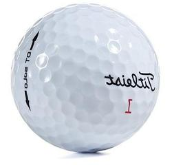 Titleist 48 DT Solo - Near Mint  Grade - Recycled  Golf Ball