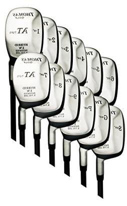 8-Club Hybrid Set  - Ladies Flex Graphite Shaft - Right Hand
