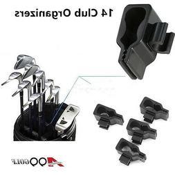 A99 Golf 14 Club Holder Organize Your Irons Driver Putter Ba