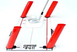 Eyeline Golf- Speed Trap With 4 Alignment Rods