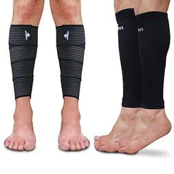 Fittest Pro Calf Sleeve Package  - Calf Compression Sleeve