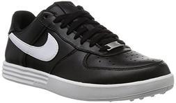 Nike Lunar Force 1 Golf Shoes, GRIDIRON///LEMON FROST, Small