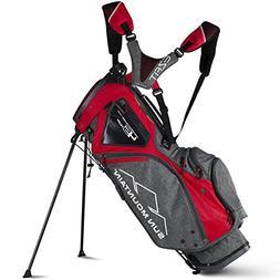 Sun Mountain Golf 2018 4.5 14-Way Stand Golf Bag IRON-RED