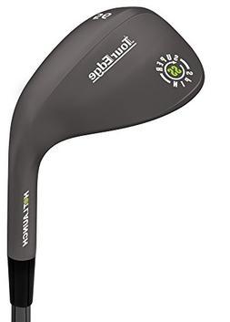 Tour Edge Golf- Hot Launch Super Spin Black Nickel 56 Unifle