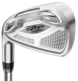Cobra AMP Cell Silver Iron Set 6-PW Cobra Amp Cell Iron Grap