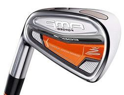 Cobra AMP Forged Iron Set 4-PW Nippon NS Pro 950GH Steel Reg