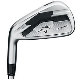Callaway Men's Apex Golf Individual Iron, Right Hand, Steel,