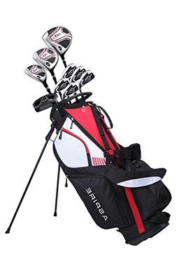 Aspire XD1 Men's SENIOR ALL GRAPHITE Complete Golf Clubs Pac