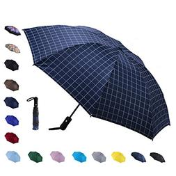 NOOFORMER Automatic Inverted Folding Umbrella - Compact Ligh
