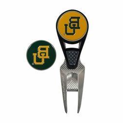 Team Effort Baylor Bears CVX Golf Ball Mark Repair Tool and