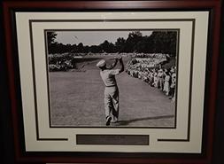 "Ben Hogan 1-Iron Drive at Merion at the 1950 US Open 11"" x 1"