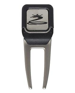 NEW Cobra Black/Silver Divot Repair Tool w/Ball Marker