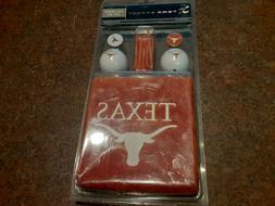 Brand New Team Effort Collegiate Gift Set Texas Longhorns Go