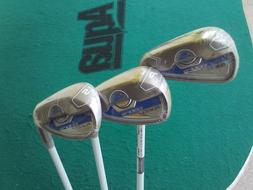Brand New Lady Cobra Fly-Z S Iron & Wedge Set Womens RH Grap