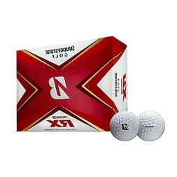 Bridgestone 2020 Tour B RX Reactive Urethane Distance White