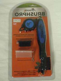 Frogger Brushpro Golf Club Cleaning Tool  NEW