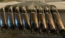 Taylormade Burner 09 Iron set 4-GW Steel Regular Dynalite Sh