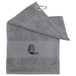 'Cobra Snake' Cotton Golf Towel