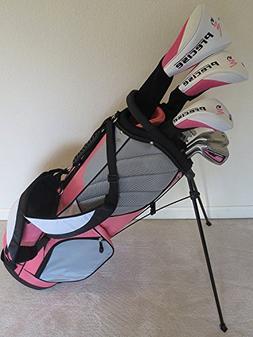 Ladies Complete Golf Club Set - Driver, Fairway Wood, Hybris