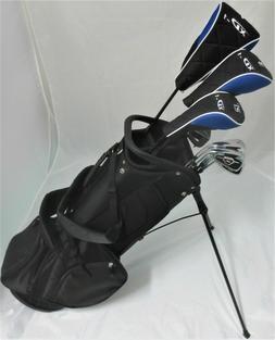 Pro Tour Equipment Mens Complete M3 Golf Set RH Clubs Driver